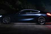 BMW Concept 8 Series. Return to a new era.