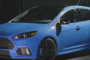 2018 Ford Focus RS: Limited Edition Revealed | Focus RS | Ford Performance