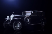 Fred Astaire's Rolls Royce Phantom 1 as never seen before