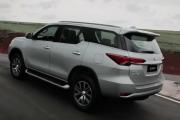 Toyota Fortuner 2017 - Toyota SW4 SRX 2017 / ALL-NEW Fortuner 2017 SW4 SRX - Fortuner SRV 2017