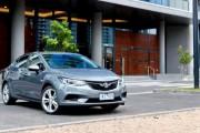 Holden Astra Sedan 2017