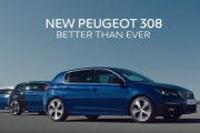 New Peugeot 308 | Press film