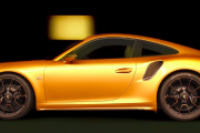 The 911 Turbo S Exclusive Series. The exceptional.