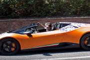 631bhp Lamborghini Huracan Performante spied as Spyder drop top
