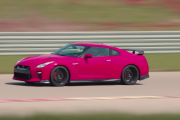 2018 Nissan GTR Track Edition TEST DRIVE