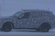 2018 BMW X7 spy video