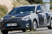 2018 Ford Focus Interior Spy Shots in Detail, Has Digital Dash and Fiesta Like Setup
