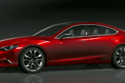 2018 Mazda 6 Design, Cabin, Drive