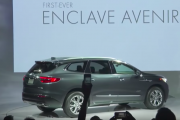 Brand New 2018 Buick Enclave - Better than MDX and Audi Q.7?