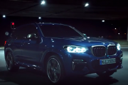 The new 2018 BMW X3