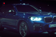 The all-new BMW X3. Official Launchfilm 2017.