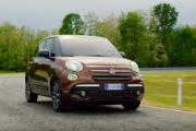2018 Fiat 500L - Running Footage