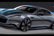2019 Aston Martin RapidE EV