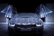 Teaser: 2018 BMW i8 Roadster