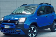2017 Fiat Panda City Cross 4x4