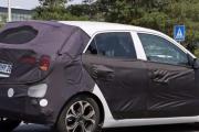 New 2018 Hyundai i20 (Facelift) Prototype