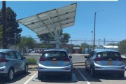 Solar Chargers were Used to Charge Electric cars when the California Power Grids were Shut down