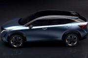 2019 Tokyo Motor Show: Nissan's Autonomous Ariya Concept Crossover EV is a Midsize Contender