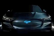Ford Mustang SUV Goes Electric: Zero Emission Classic Muscle that is Cleaner and Meaner