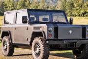 Emerging EV Startup Bollinger is Developing a Battery Electric Powered E-Pickup as An SUV Alternative