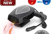 1 Car Essentials Review: The Best 4 Portable Car Heaters to Buy for Your Car 1
