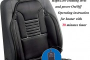 1 Winter Car Essentials: Buying the Best Heated Car Seat Cushions with the Best Features