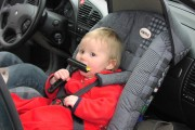 Winter Driving Tips: Securing Children in The Car Seat to Keep Them Safe