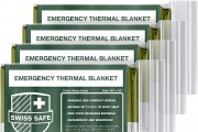 1 Winter Car Essentials: Equipping Your Emergency Kit with Light-Weight Thermal Blankets