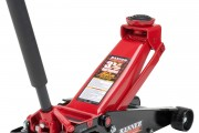 1 Lift your car easy with this heavy-duty car jack