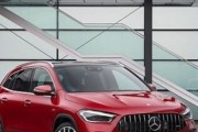 The 2021 Mercedes GLA Compact Crossover Is Luxury That Will Knock Your Socks Off
