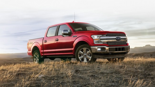 Finer points to inspect when buying a used Ford F-150