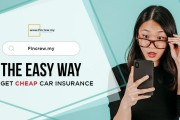 Learn How To Use FinCrew.my To Compare Auto Insurance Rates Easily In Malaysia