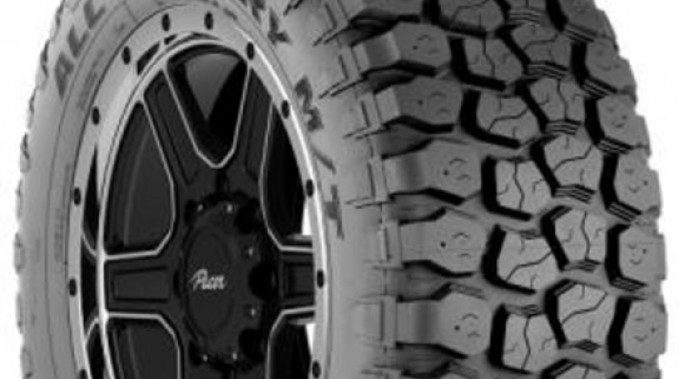 Who Makes Ironman Tires?