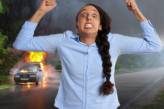 Why You Shouldn't Apologize After a Car Accident