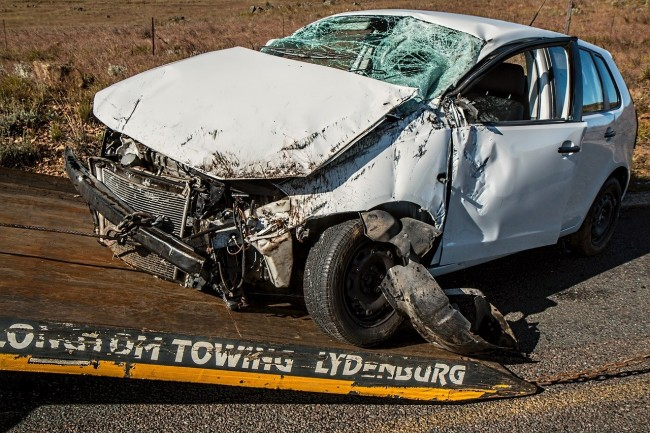 What Is the Most Common Type of Accident?