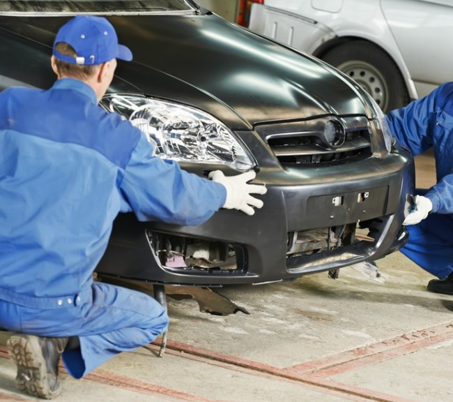 Bumper Repairs: What Do Collision Repair Specialists Need to Know?