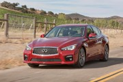 Q50 Nissan North America is recalling 23 2014 Infiniti Q50 vehicles equipped with Direct Adaptive Steering.