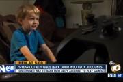 5-Year-Old Hacks Xbox Live