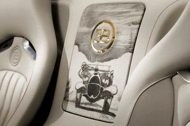 Bugatti Veyron 16.4 Grand Sport Vitesse Legend Black Bess