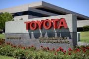 Toyota Sign Logo