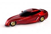 DeltaWing Race Car Concept
