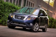 2014 Nissan Pathfinder Picture