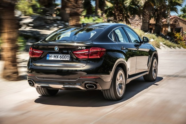 2015 BMW X6 Picture