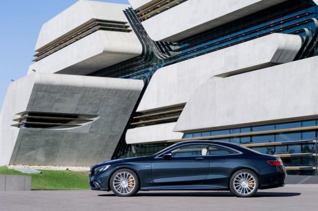 2015 Mercedes-Benz SL65 AMG Coupe