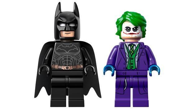 The Batman Tumbler