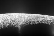 Saturn Geysers