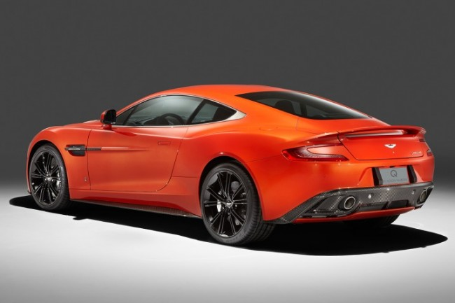 2014 Q by Aston Martin Vanquish Coupe Picture