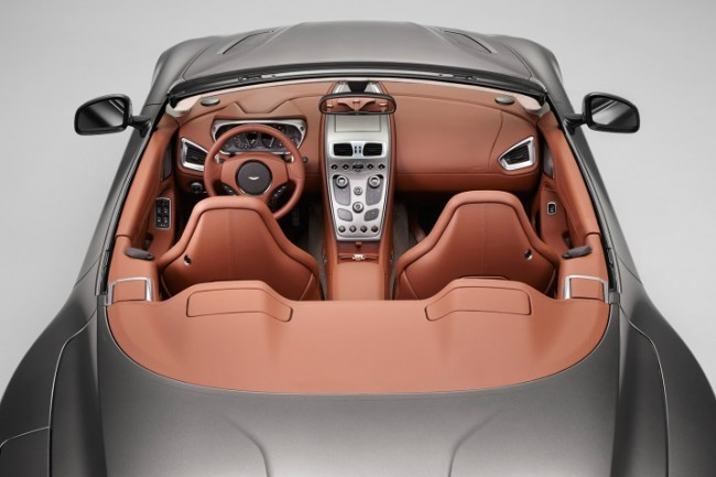 2014 Q by Aston Martin Vanquish Volante Picture