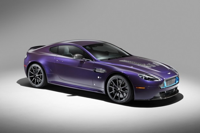 2014 Q by Aston Martin V12 Vantage S Picture