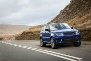2015 Land Rover Range Rover Sport SVR Picture